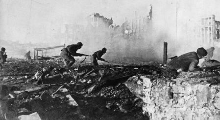 Ο Κόκκινος Στρατός στο Σταλινγκράντ, φθινόπωρο 1942